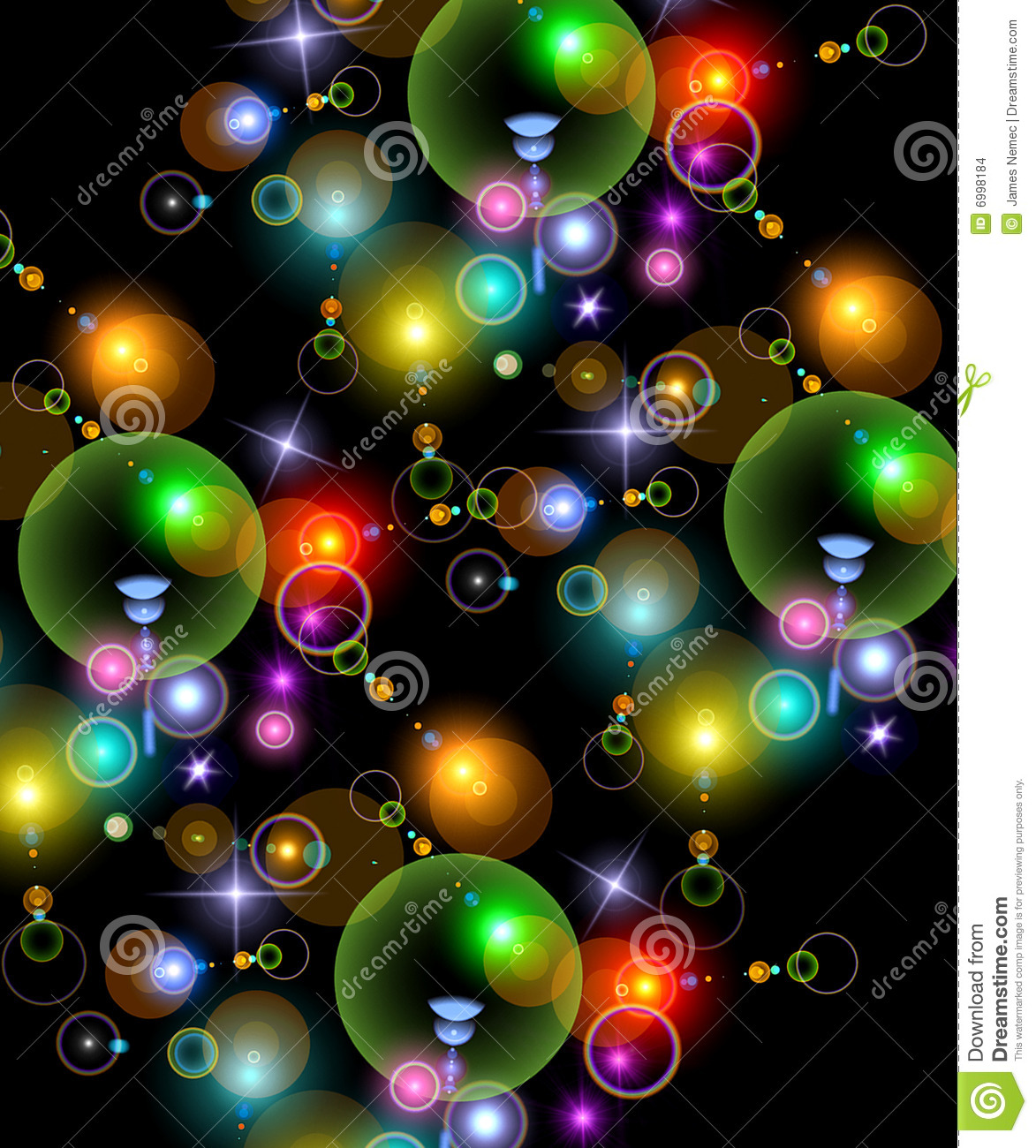 Party lights background stock photo. Image of disco ...