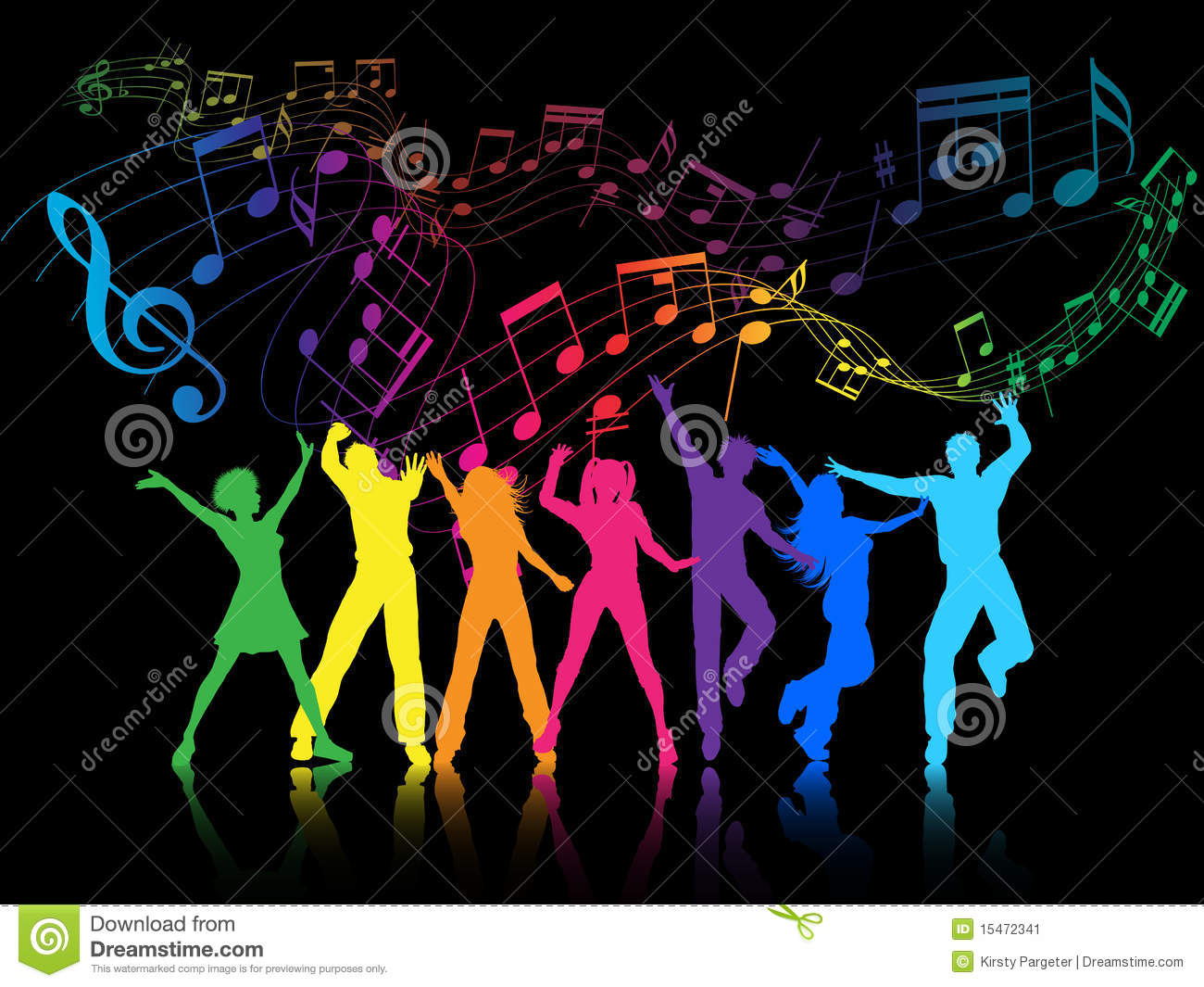 party people stock image image 15472341 clip art dancers in dk green clip art dancers free