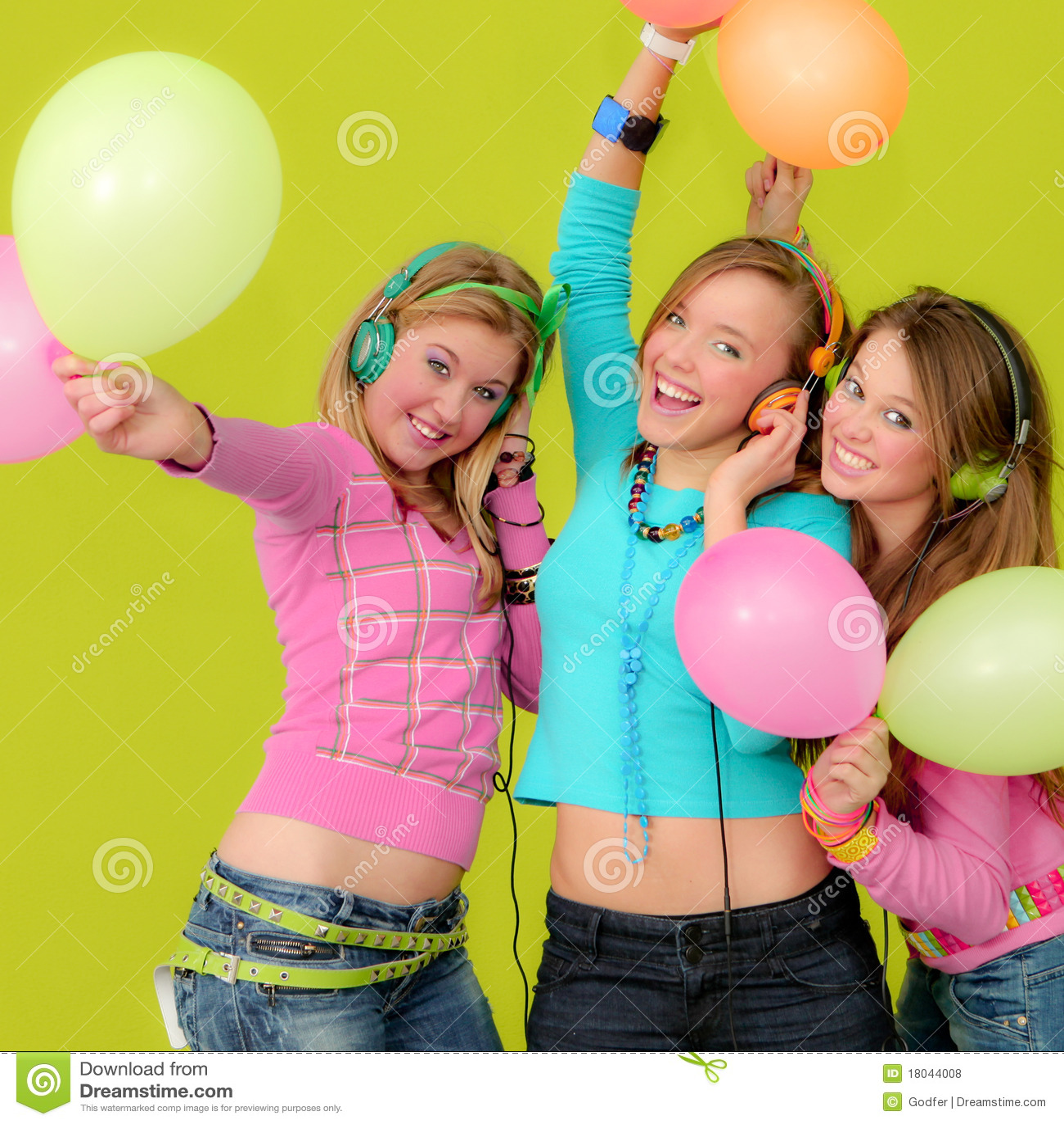 Royalty Free Teens At 18