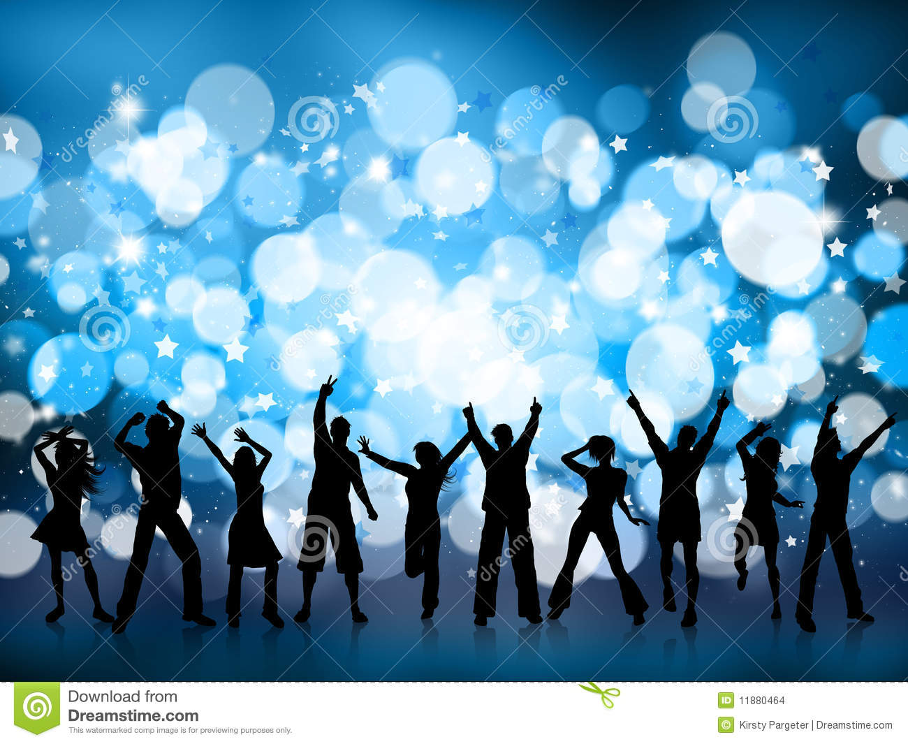 Party Time Stock Images - Image: 11880464