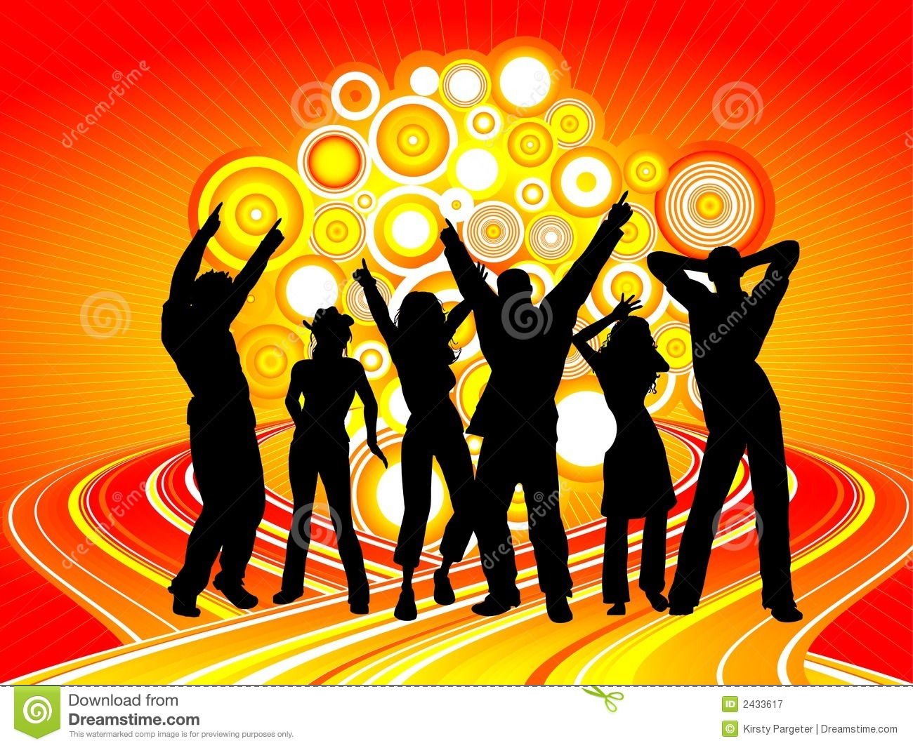 Party Time Royalty Free Stock Photography - Image: 2433617