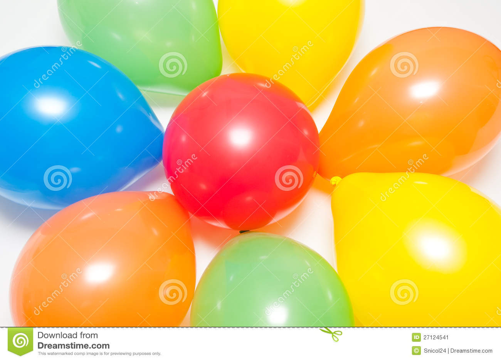 Partyjni balony