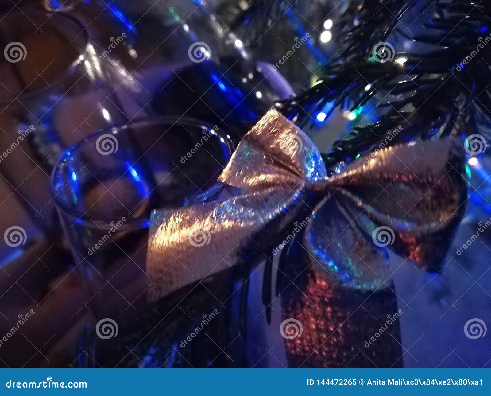 Partyjny czasu wina szkła drzewo