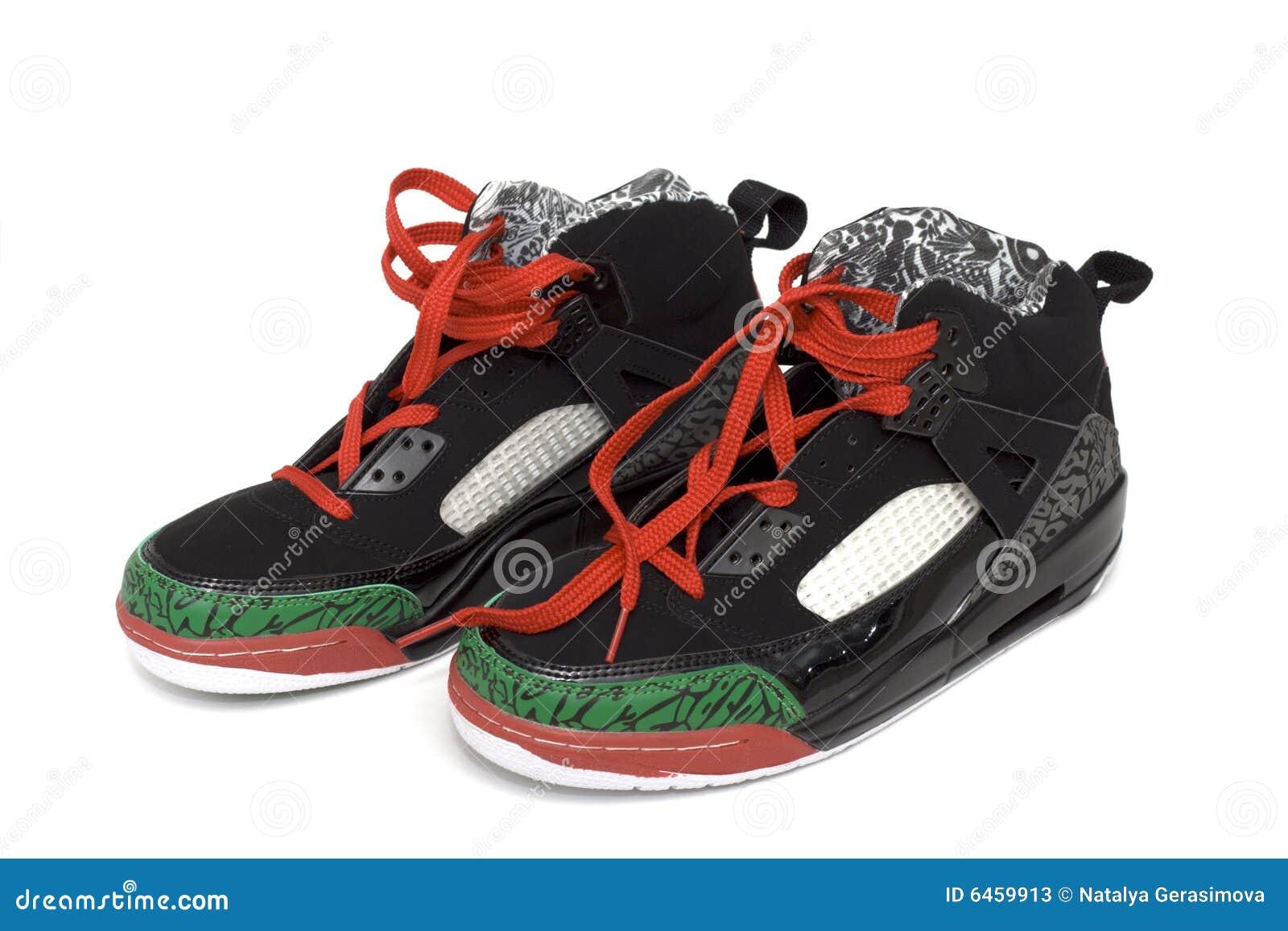 Pary butów koszykówki