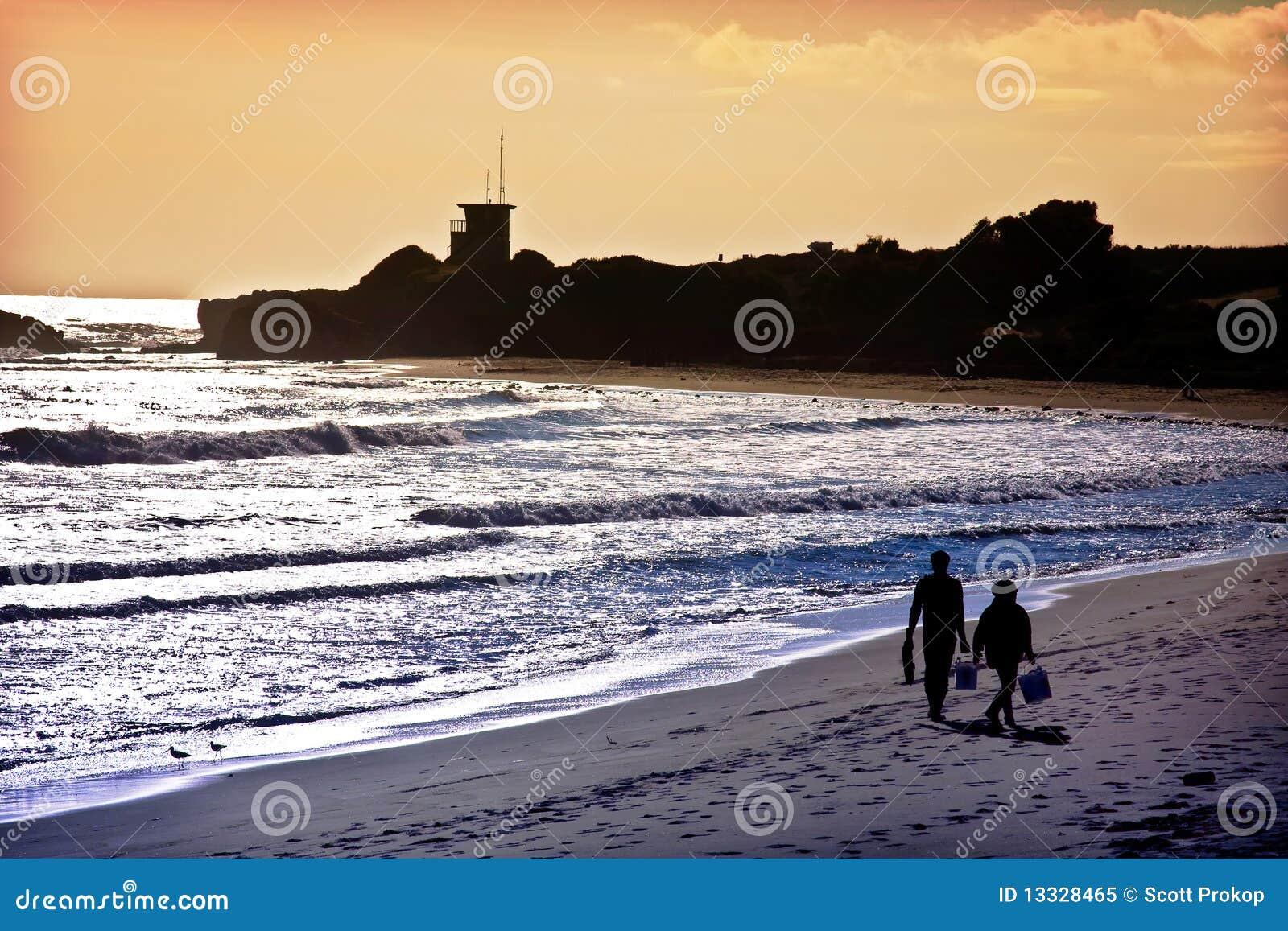 Pary plażowy odprowadzenie