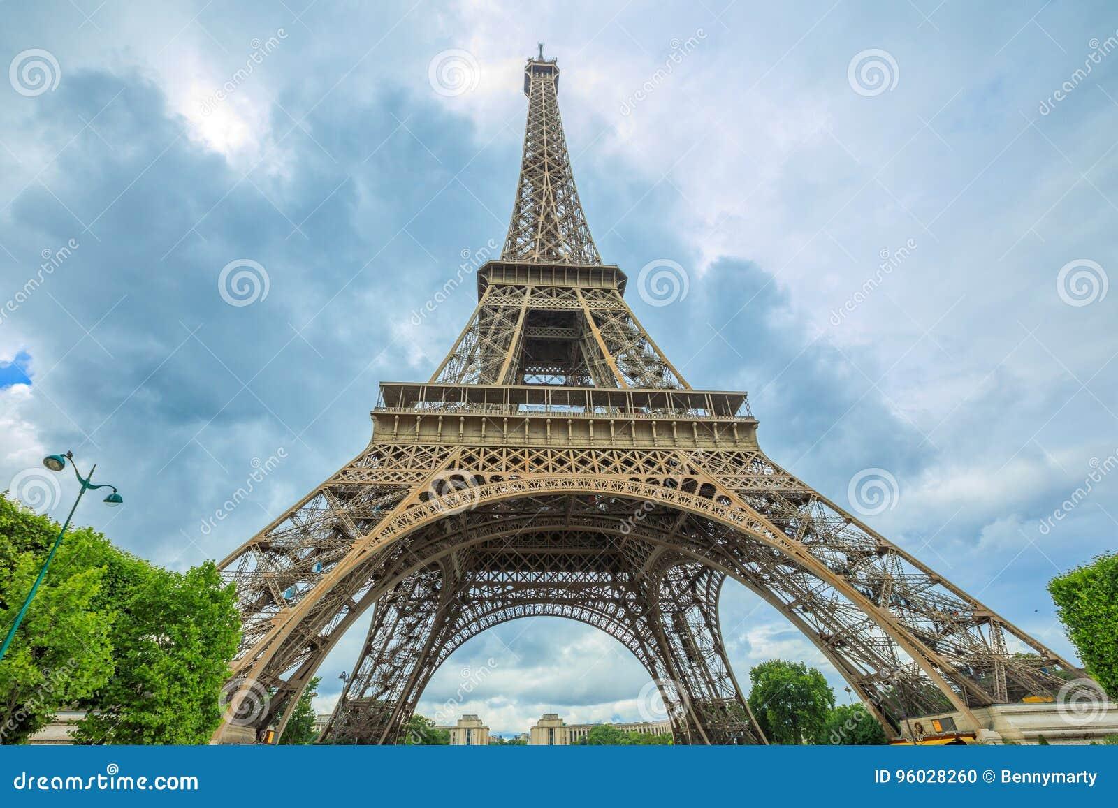 Paryska wieża eifla