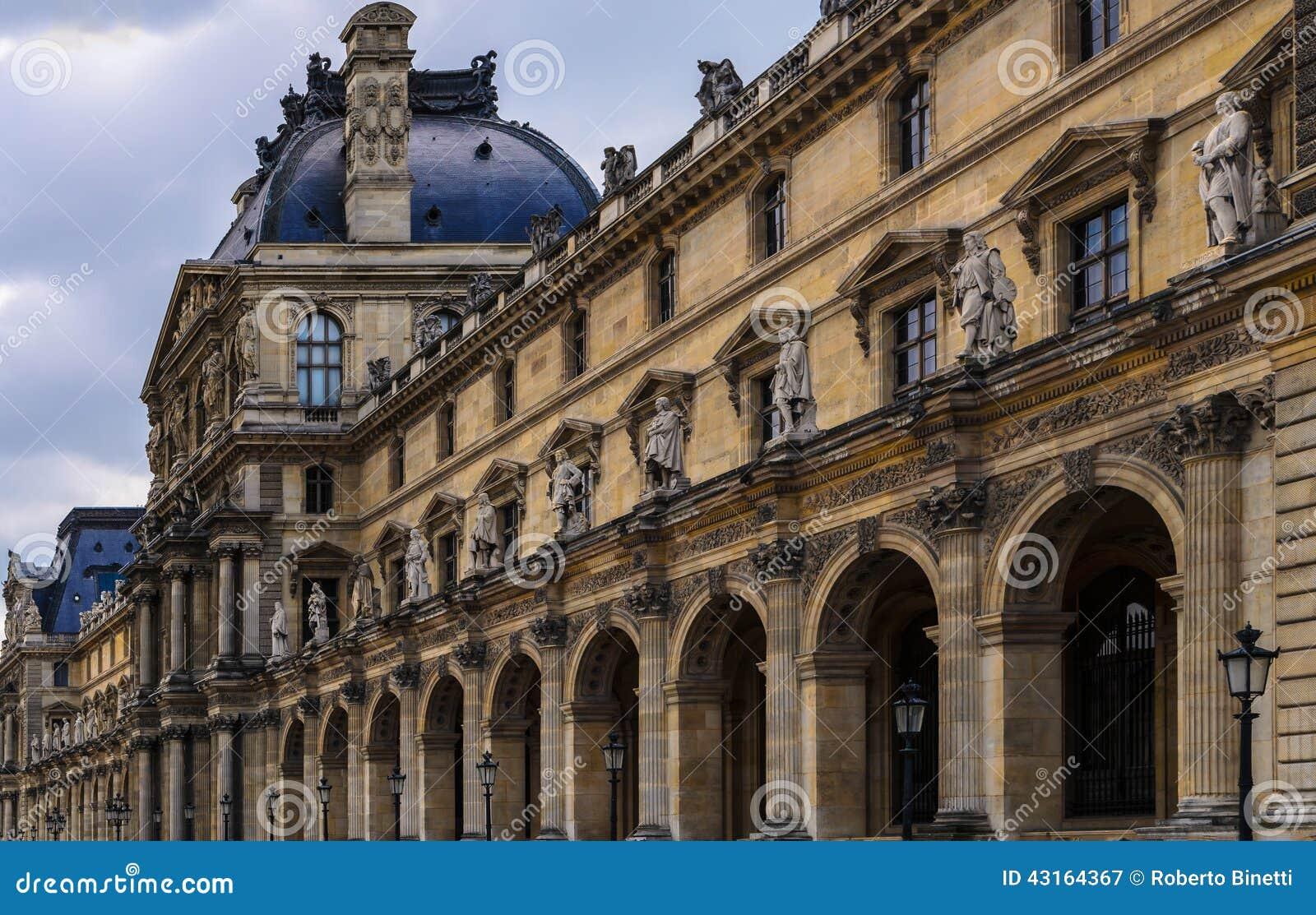 Paryski louvre