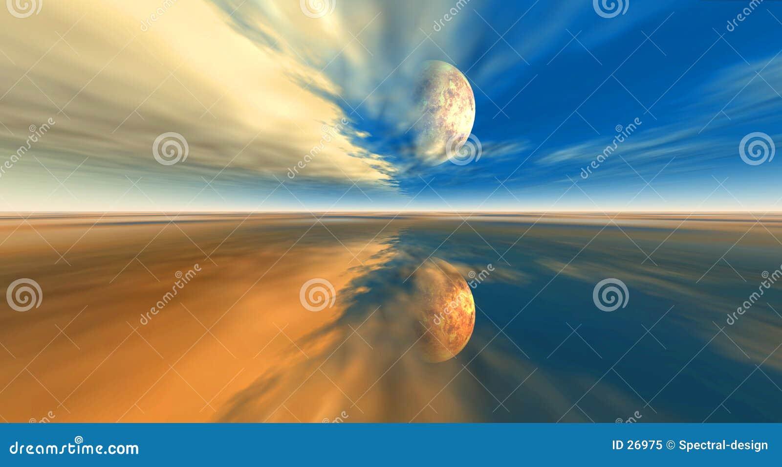 Parzifal - órbita distante