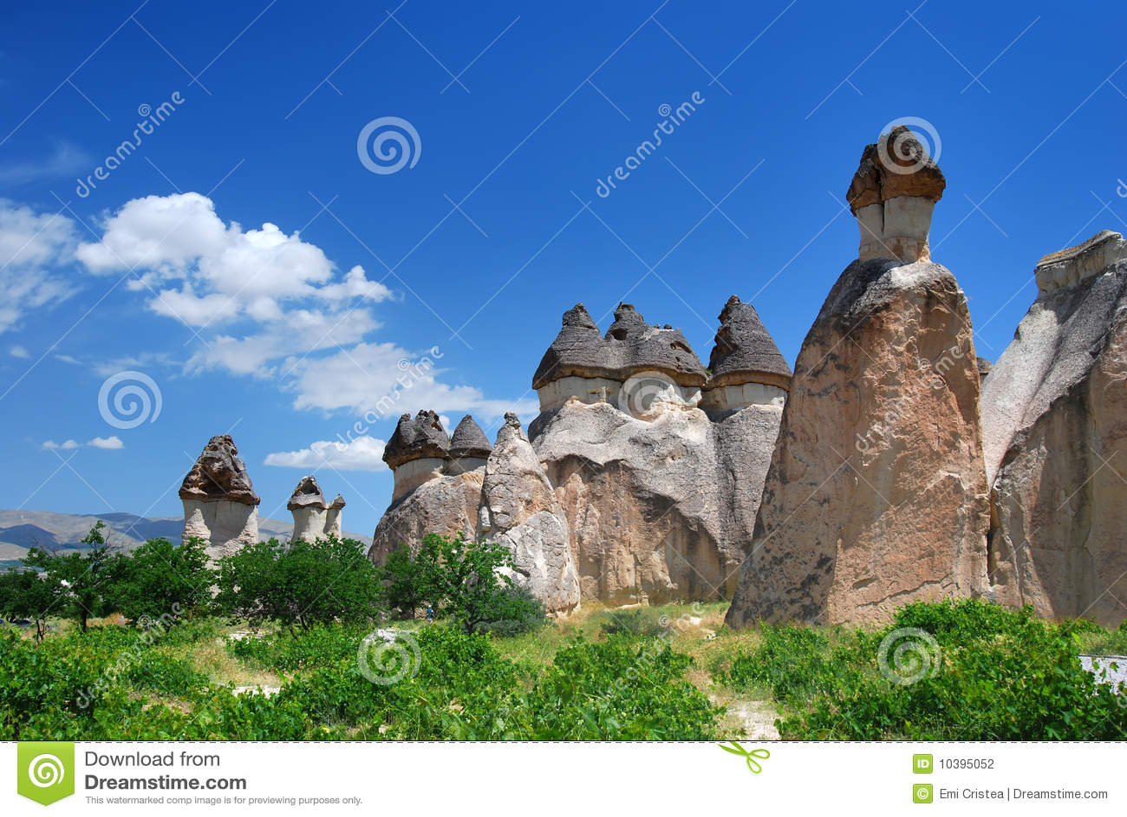 Pasa Baglari in Cappadocia
