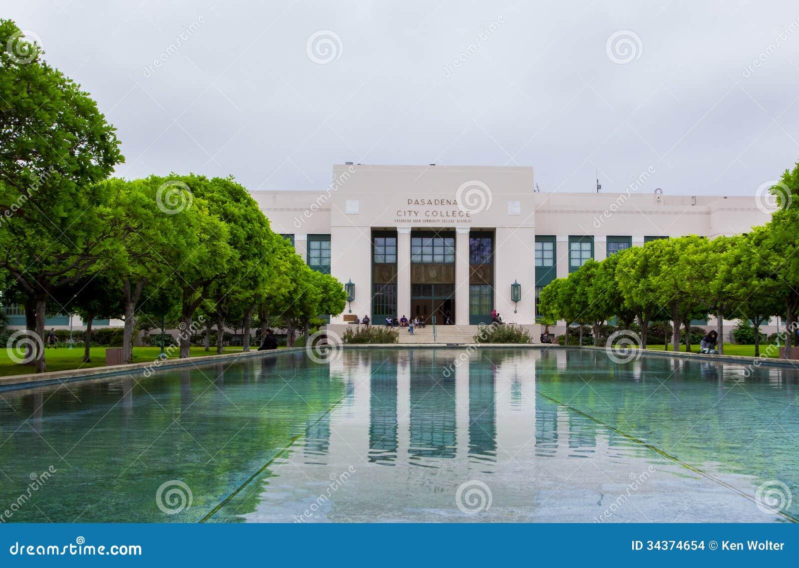 Pasadena-Stadt-College