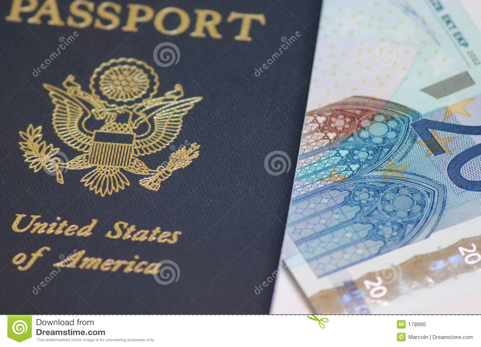 Pasaporte a los euros