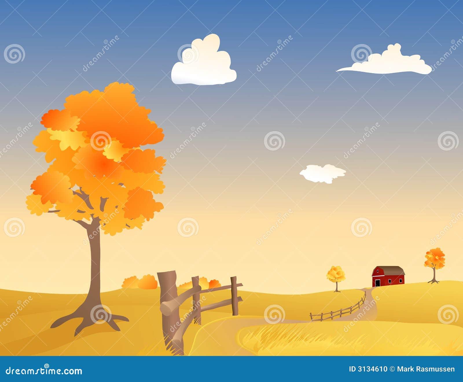 Pascolo di autunno