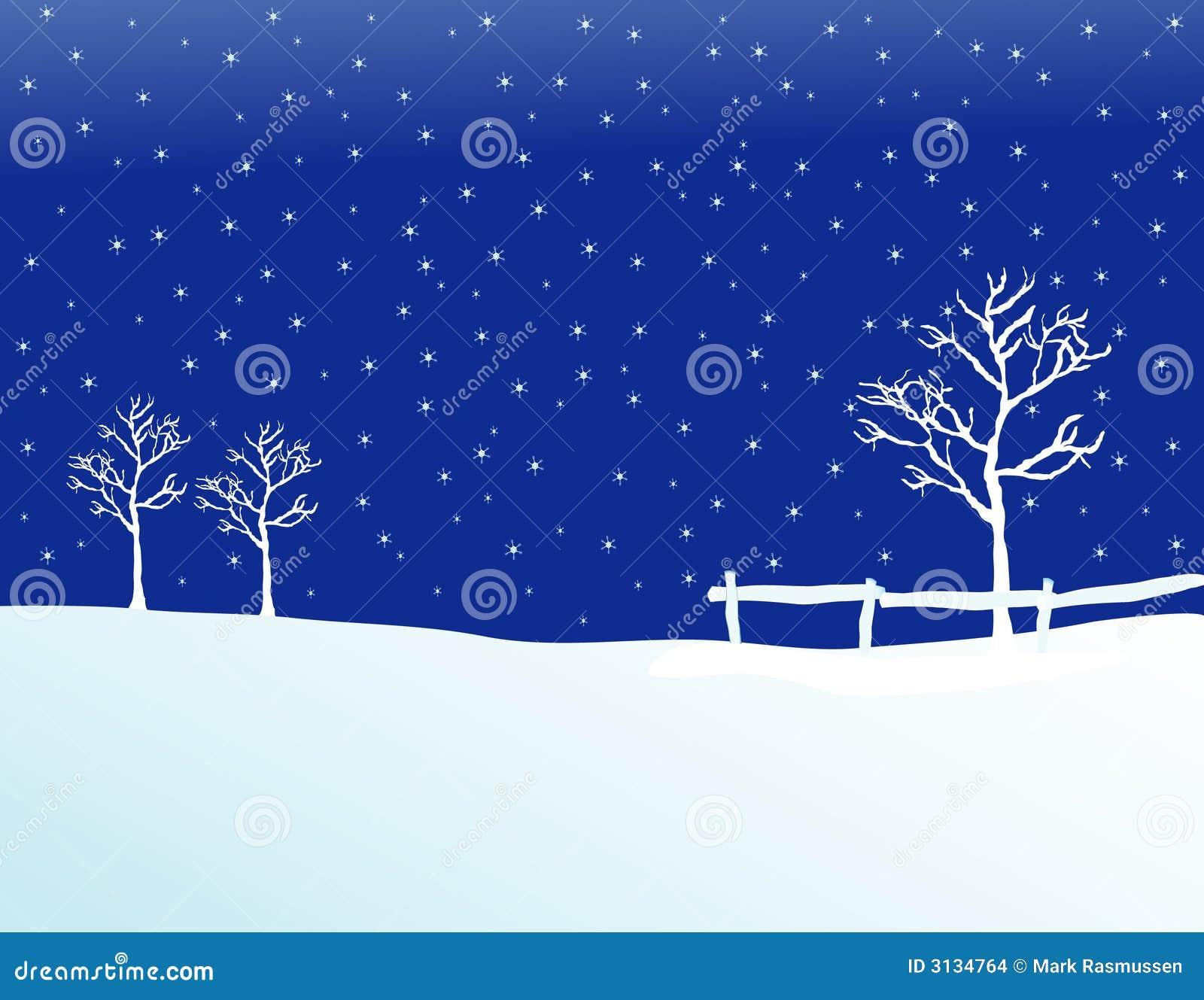 Pascolo II di inverno