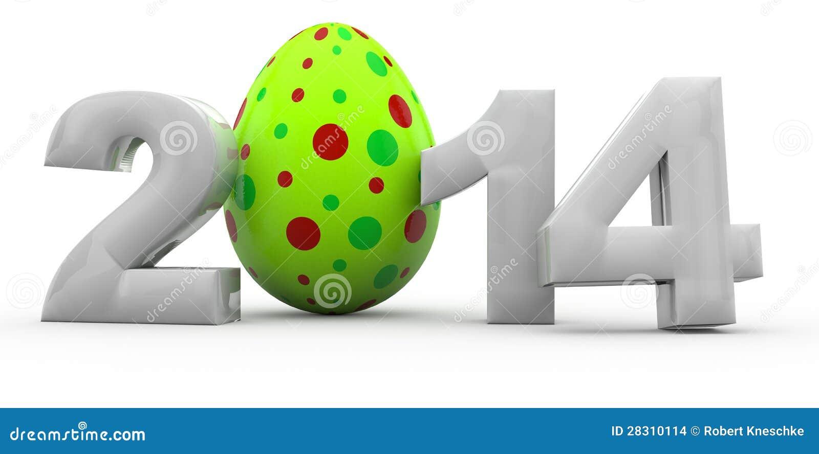 Pascua 2014 con el huevo de pascua imagenes de archivo for Huevo en el ano