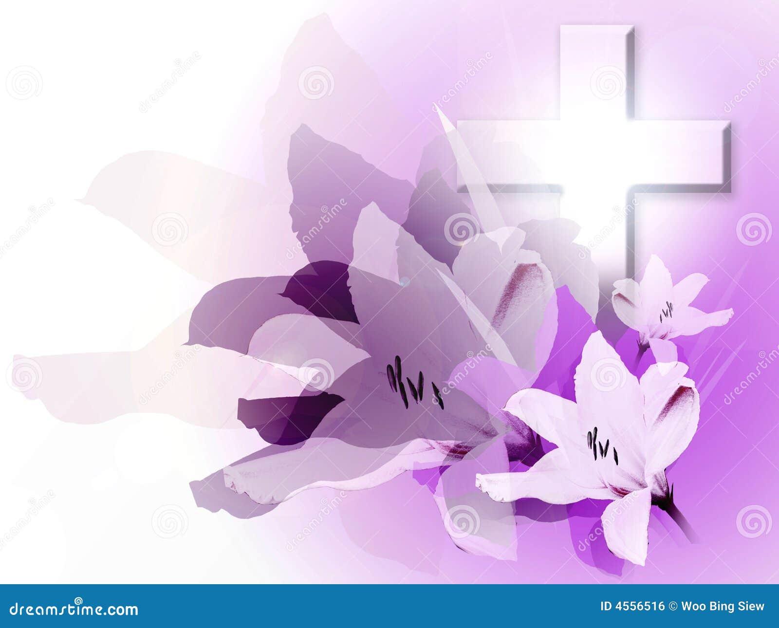 Pascua y lirio