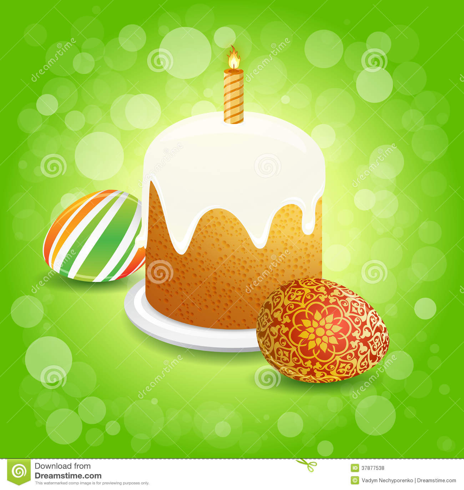 Pasen-Cake