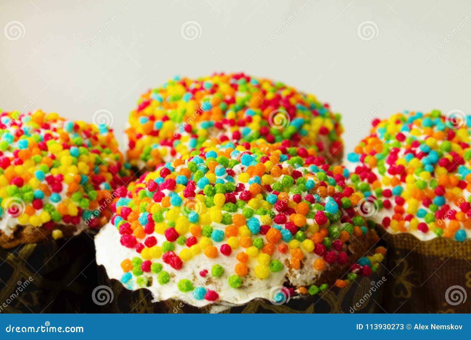 Pasen-cakes in de glans
