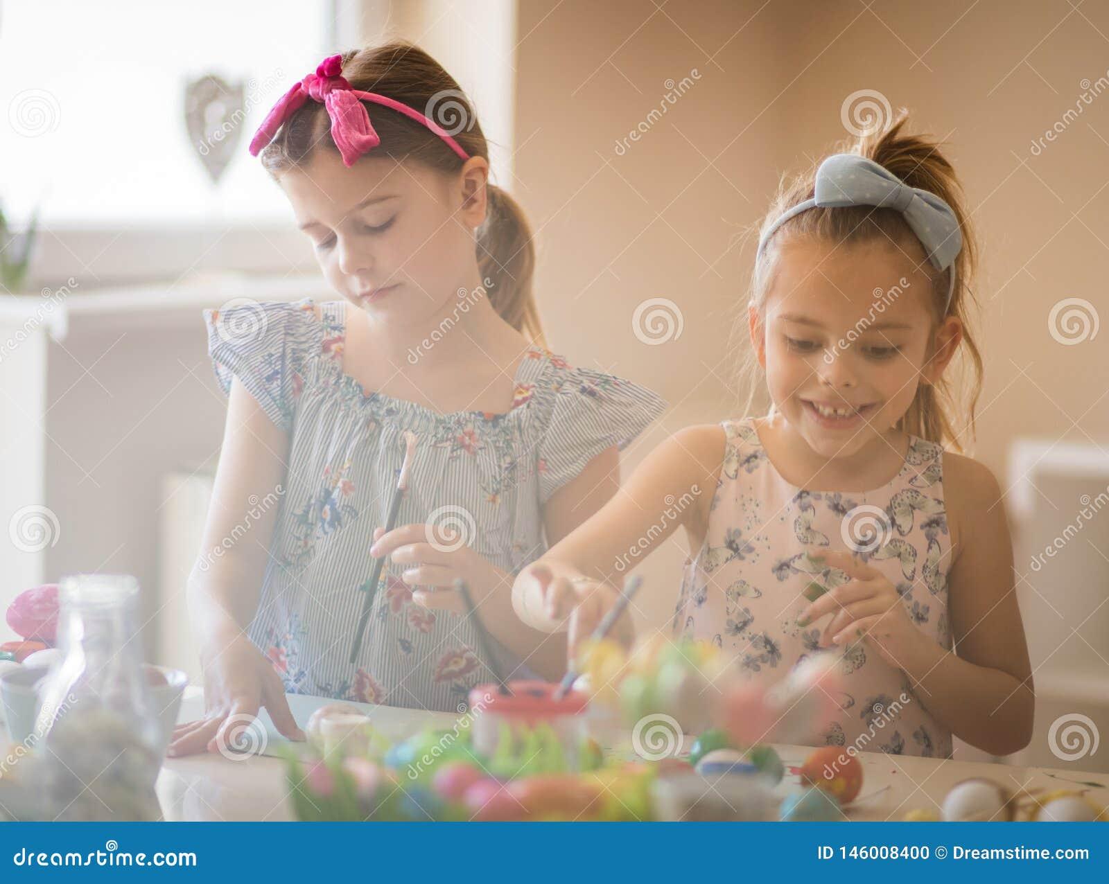 Pasen is een vakantie van kinderen