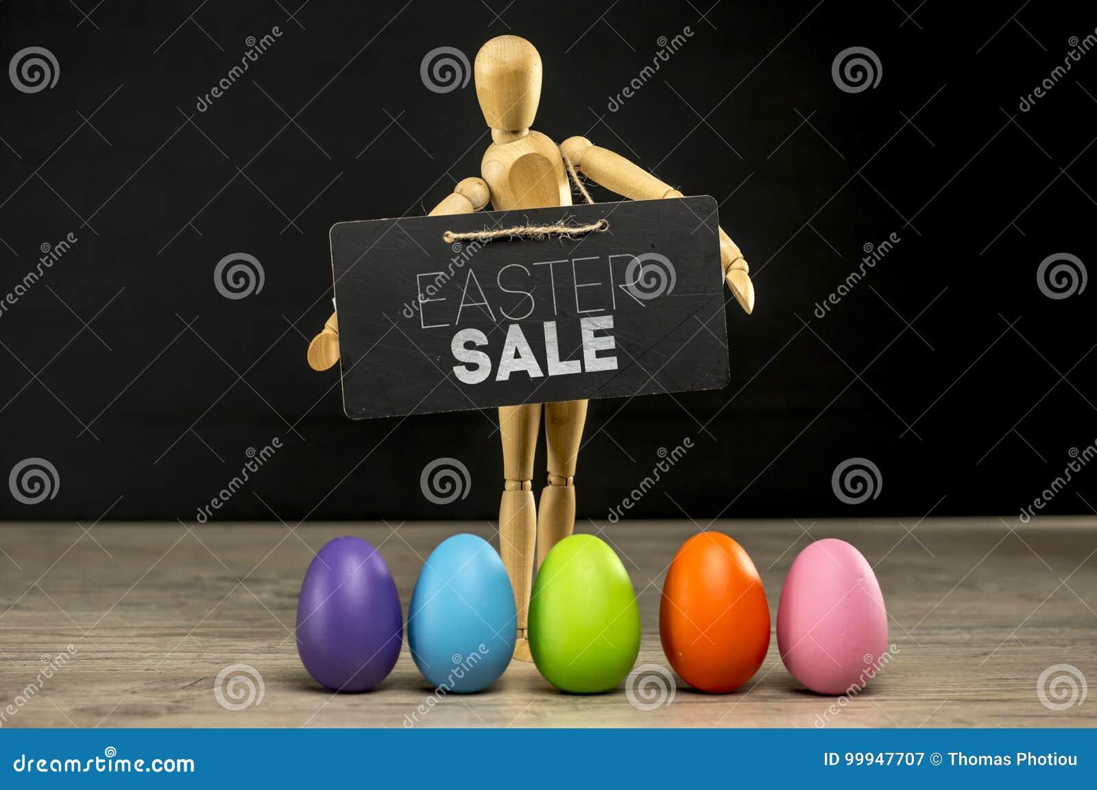 Pasen-verkoopteken