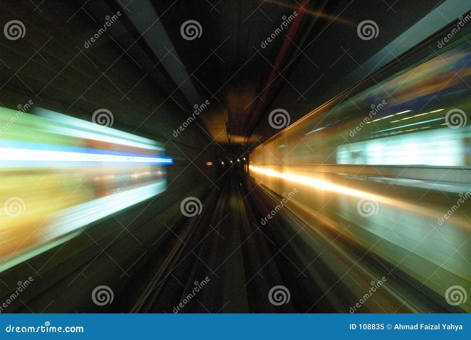 Paseo del túnel