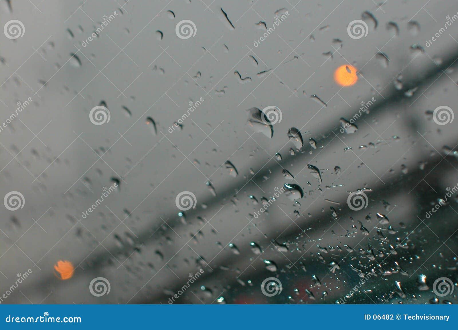 Paseo lluvioso