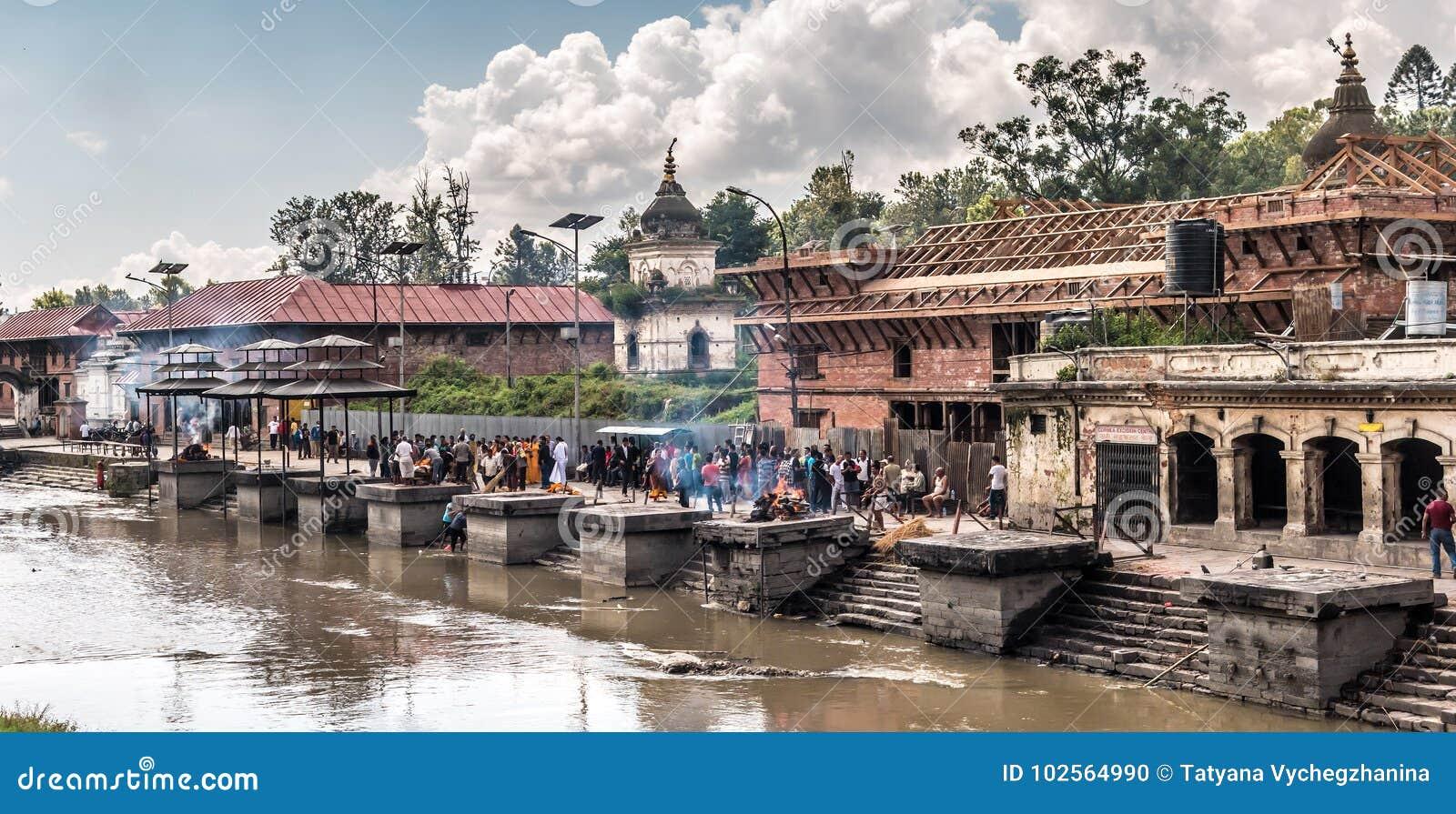 Pashupatinath CATMANDU nepal