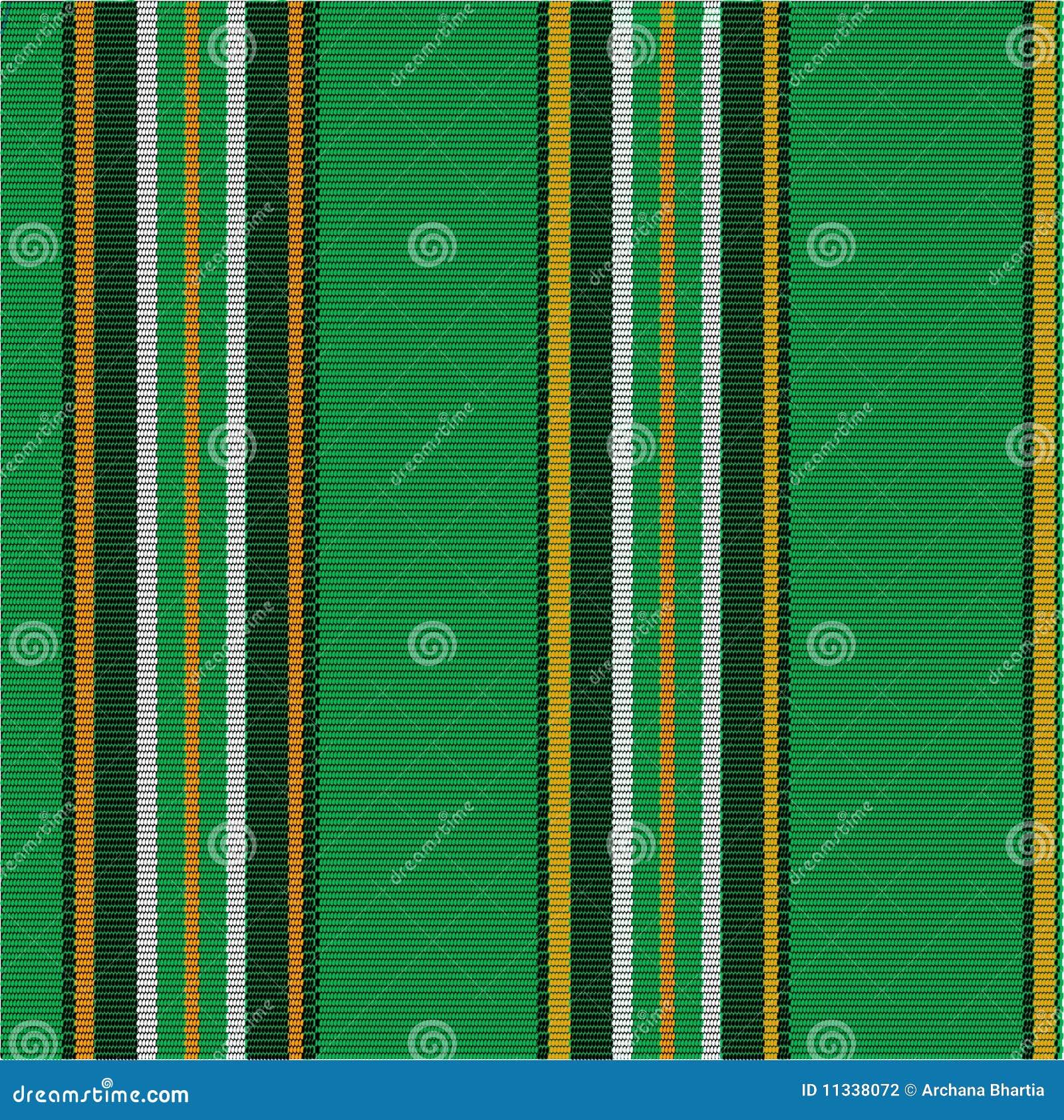 Pasiasta wzór tkanina