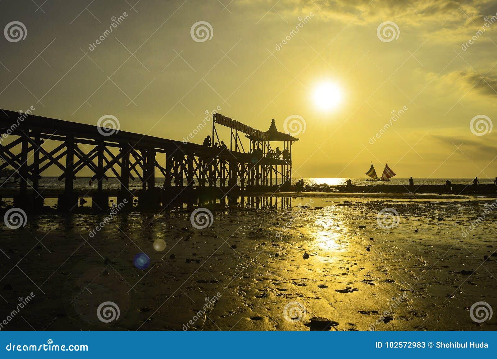 Pasir Putih Situbondo海滩