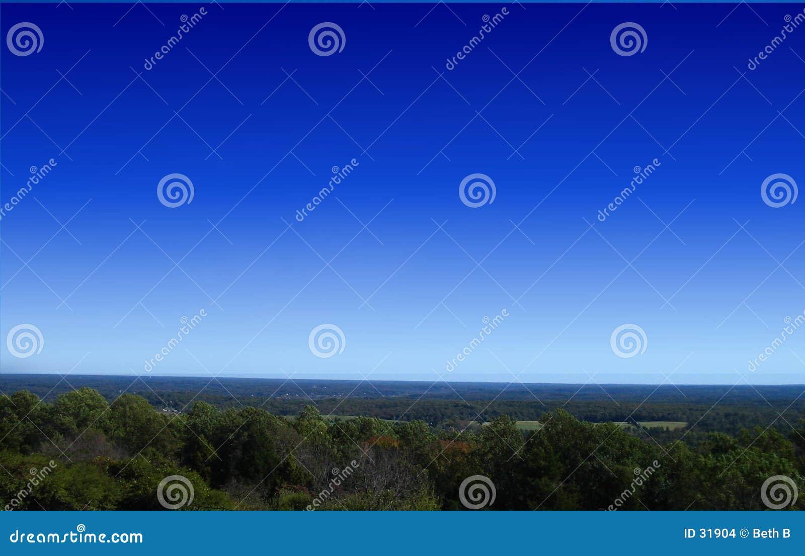 Download Pasmo górskie zdjęcie stock. Obraz złożonej z błękitny, krajobraz - 31904