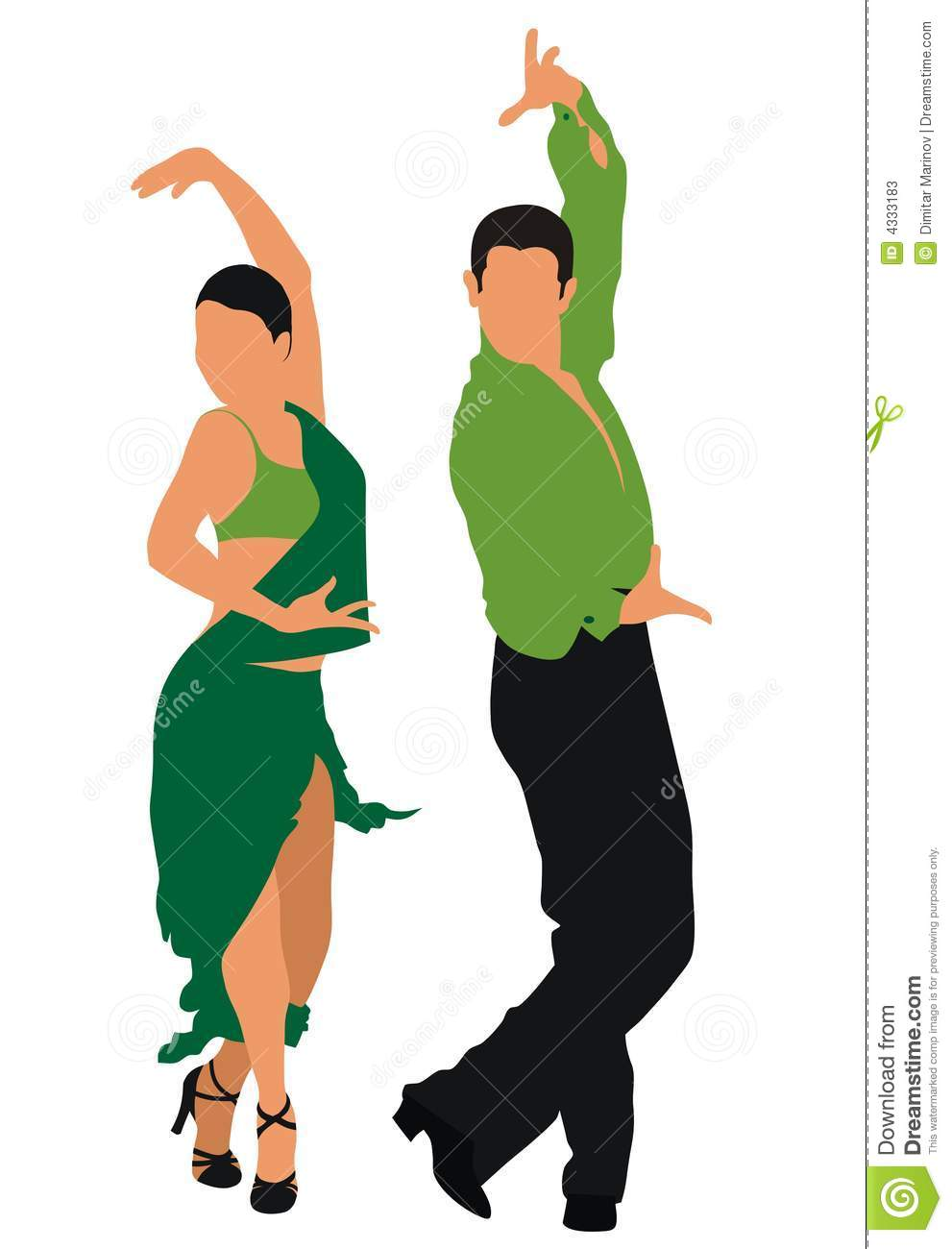 paso doble stock photos image 4333183 rock and roll clipart images rock & roll clipart free