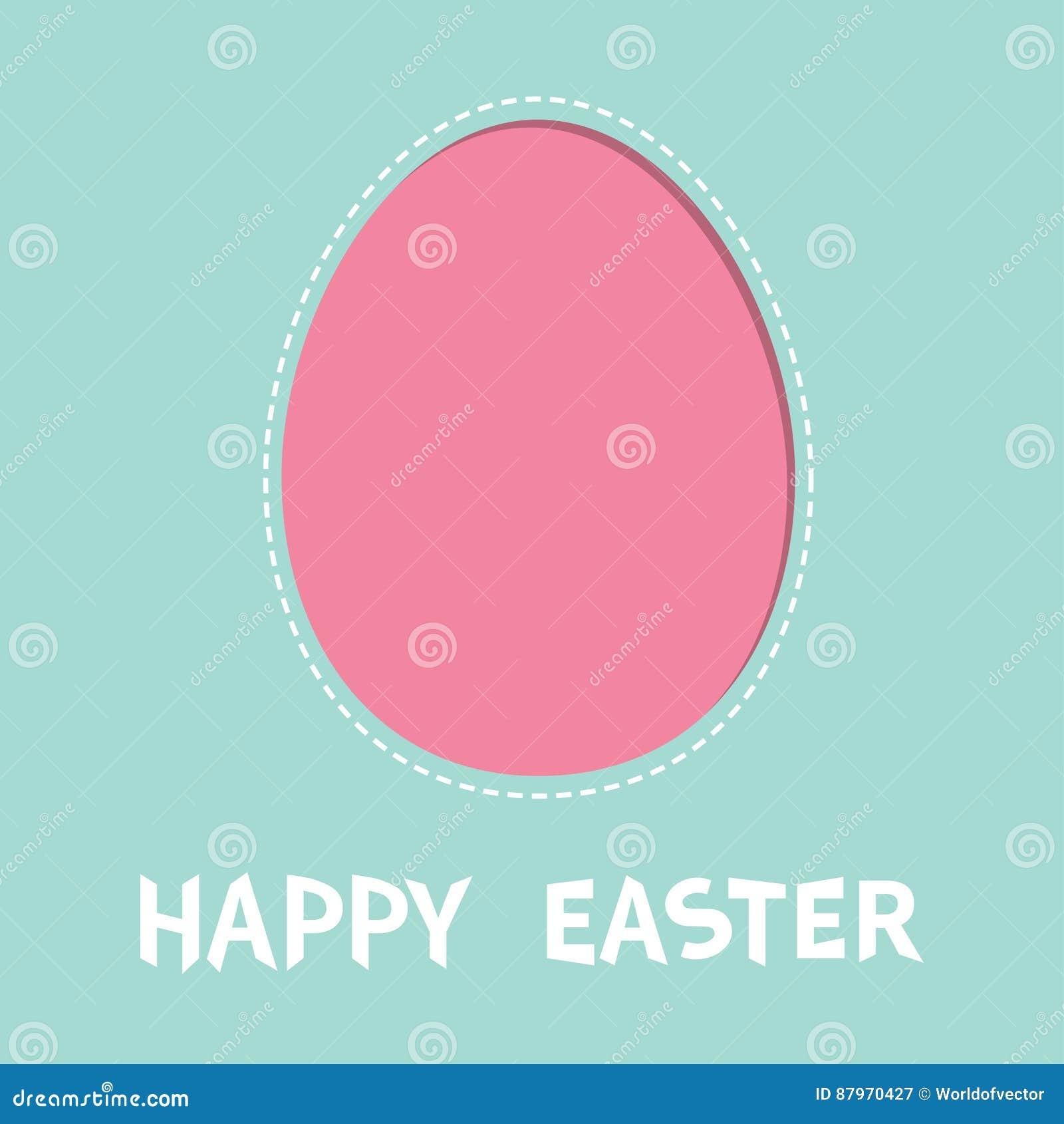 Pasqua felice modello dipinto della finestra della - Modello di uovo stampabile gratuito ...