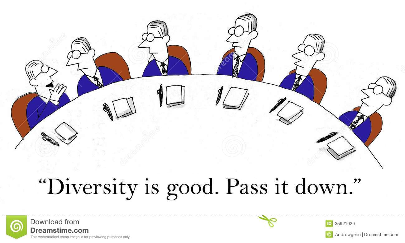 The Benefits of Diversity