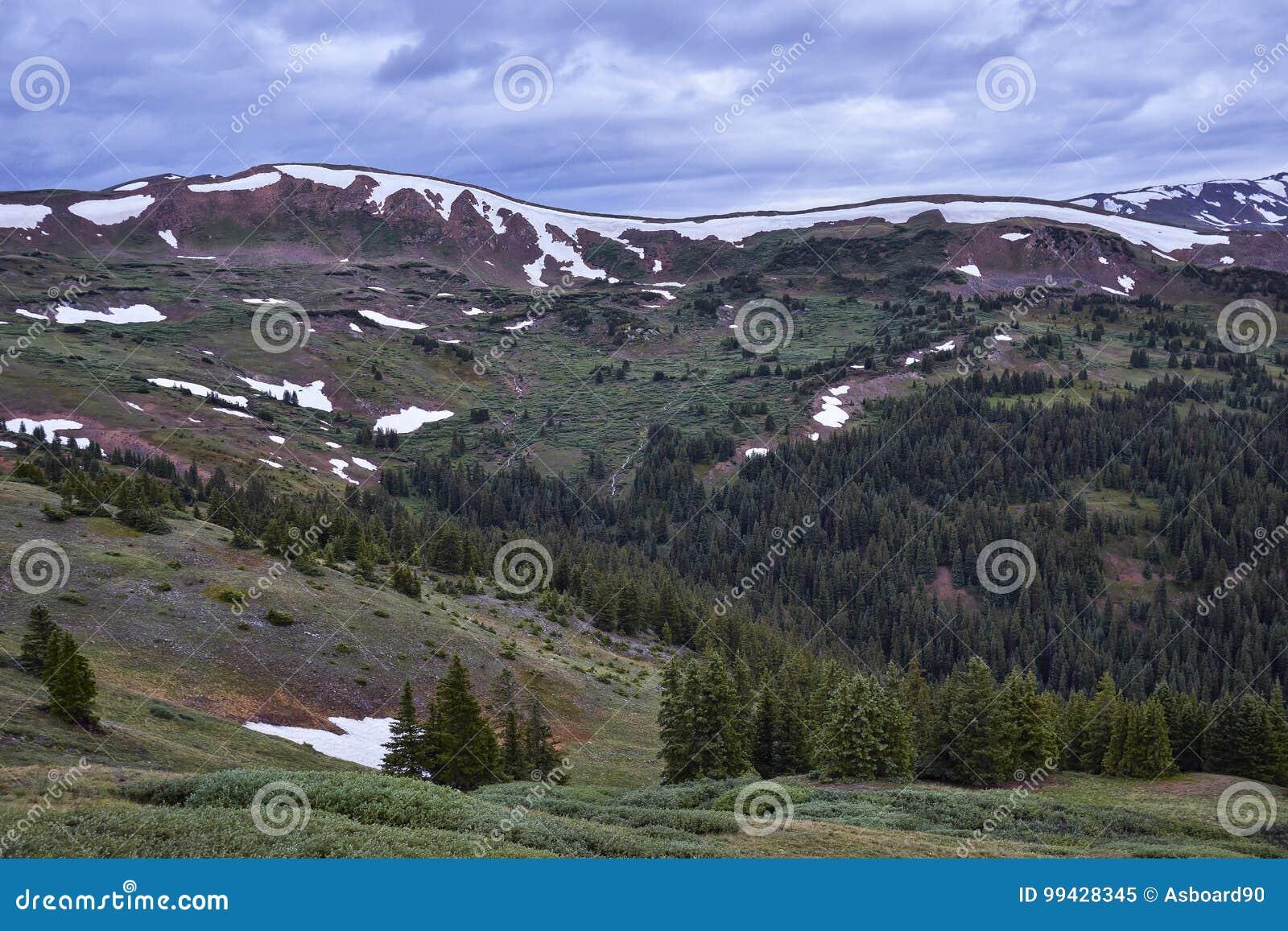 Passage de Loveland, le Colorado