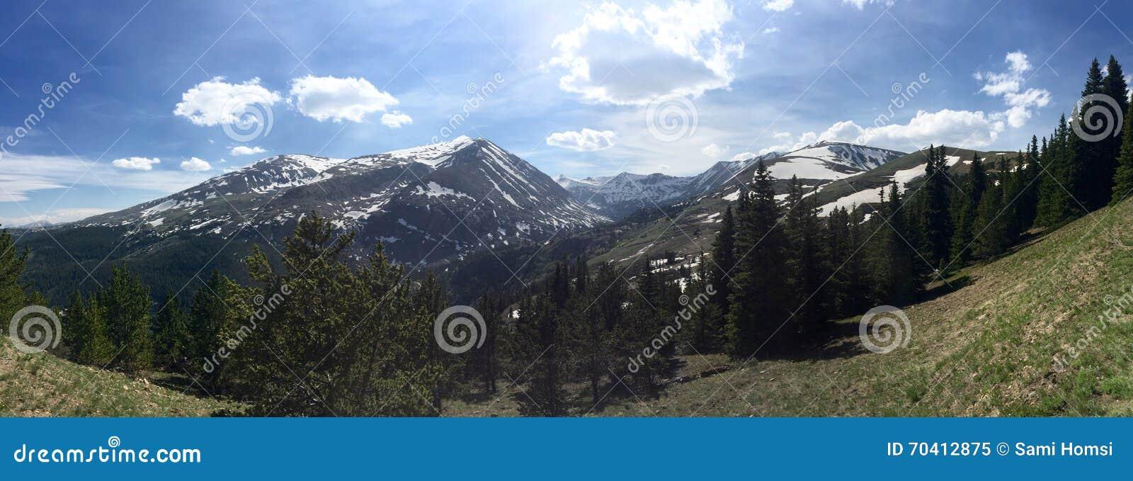 Passaggio del Hoosier, Colorado