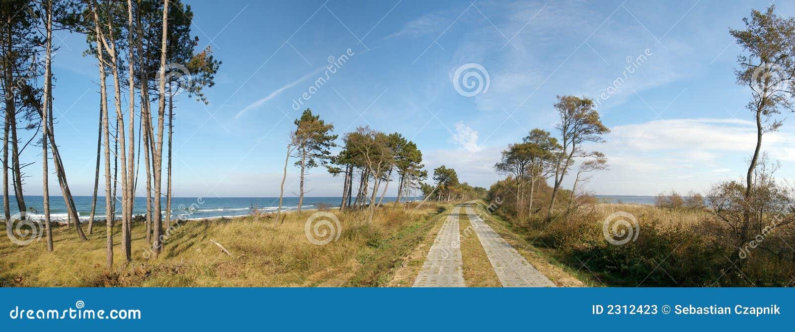 Passaggio del lago e del mare