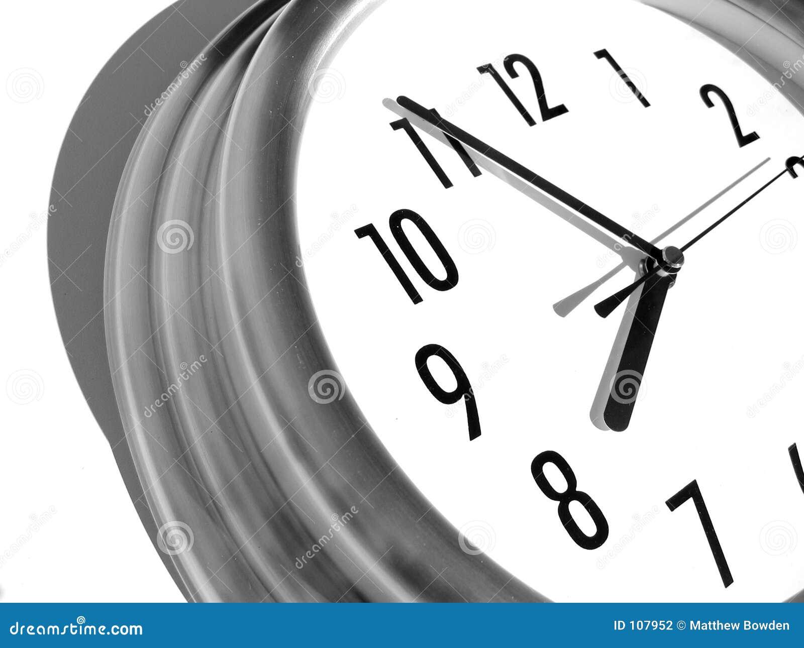 Passando o tempo