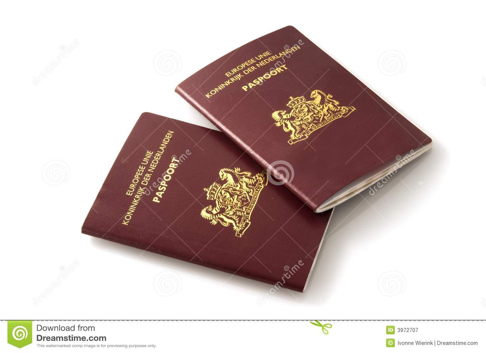 Passaportes holandeses