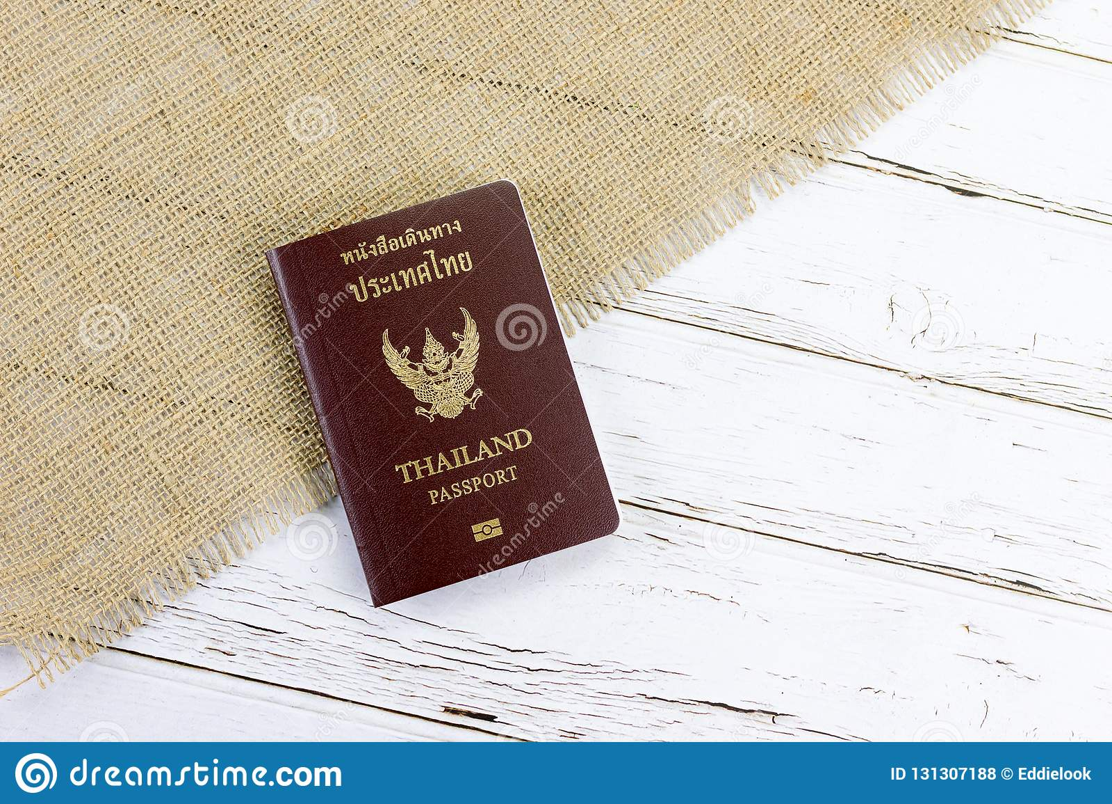 Passaporto tailandese