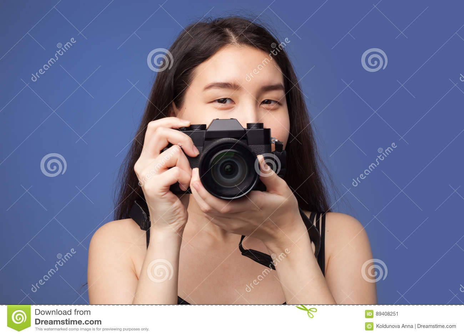 Passatempo para fazer fotos