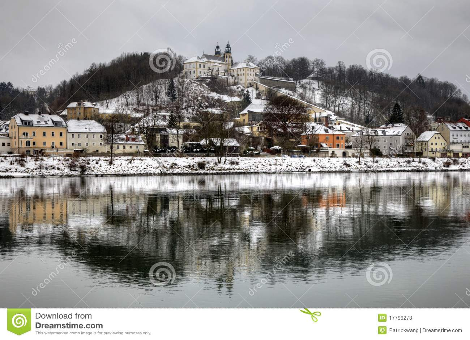 Passau Germany  city photos gallery : Passau Germany Royalty Free Stock Photos Image: 17799278