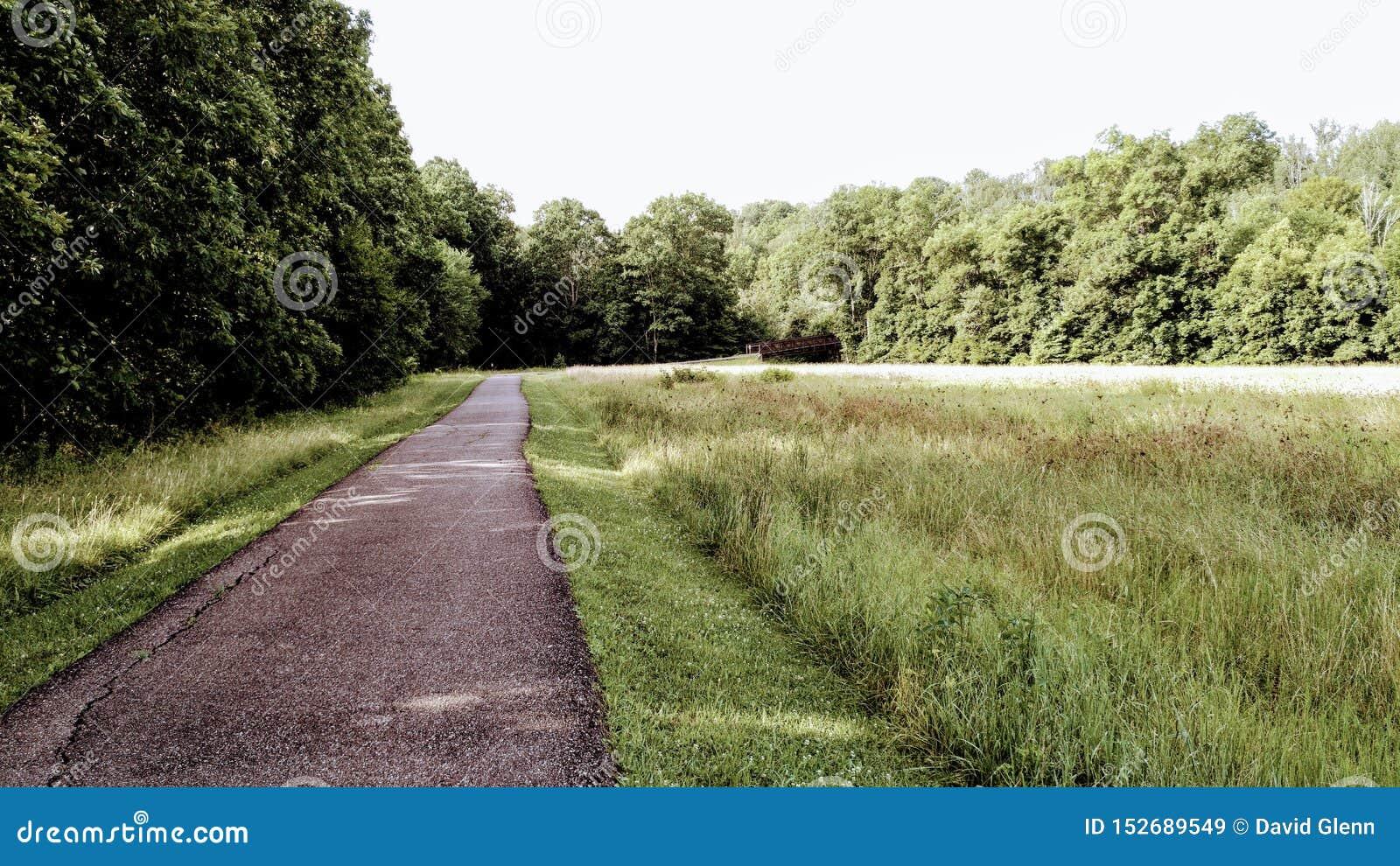 Passeggiata del paese