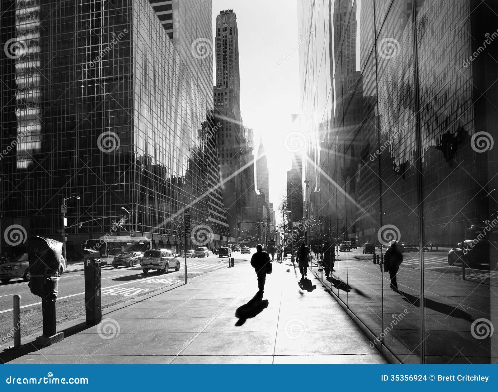 Passeio de New York City