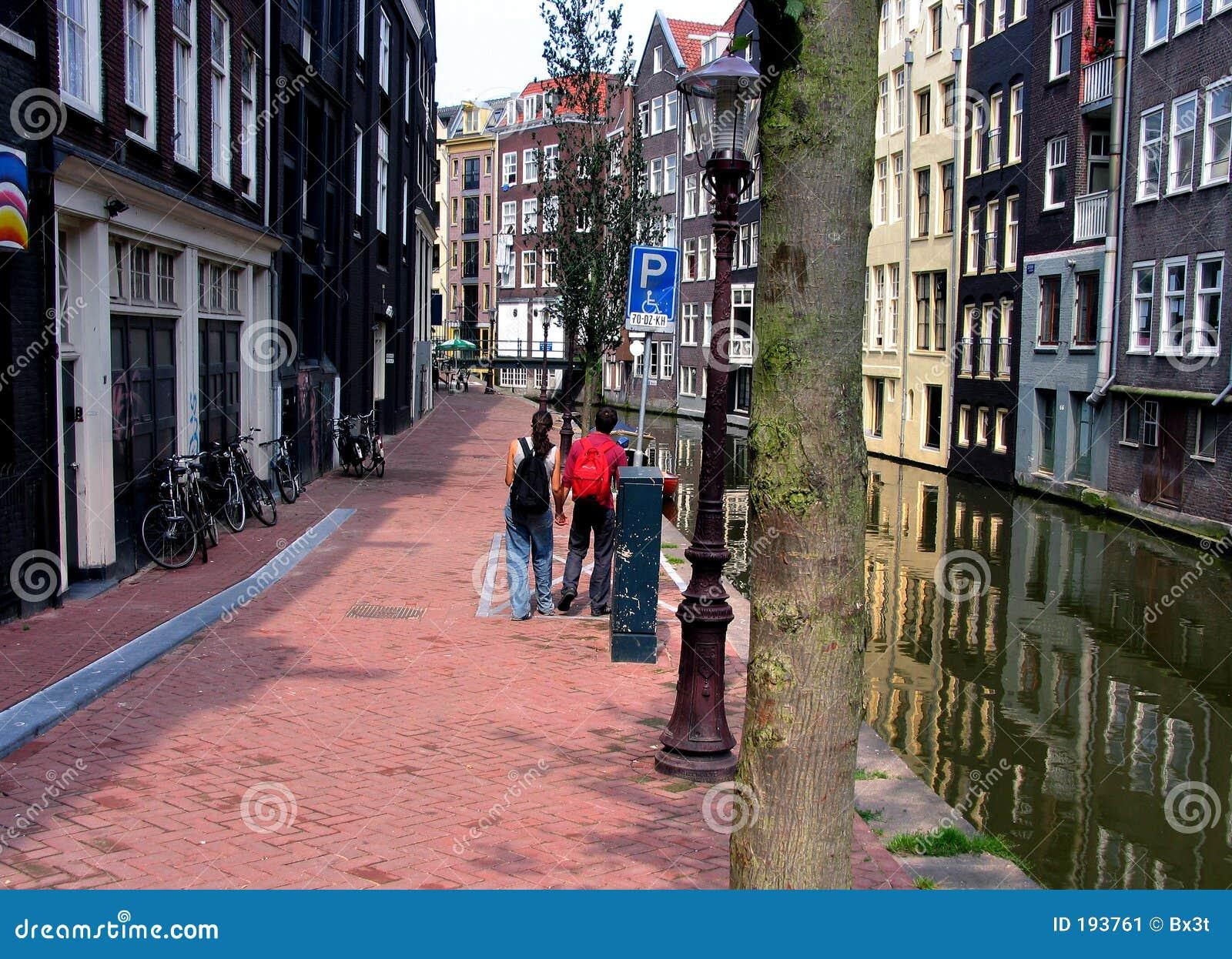 Passeio em Amsterdão