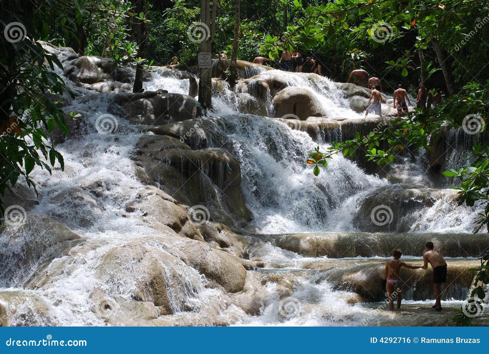 Passeio nas cachoeiras