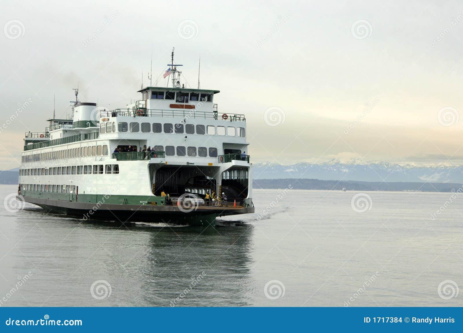Passenger Ferry: Victoria – Vancouver
