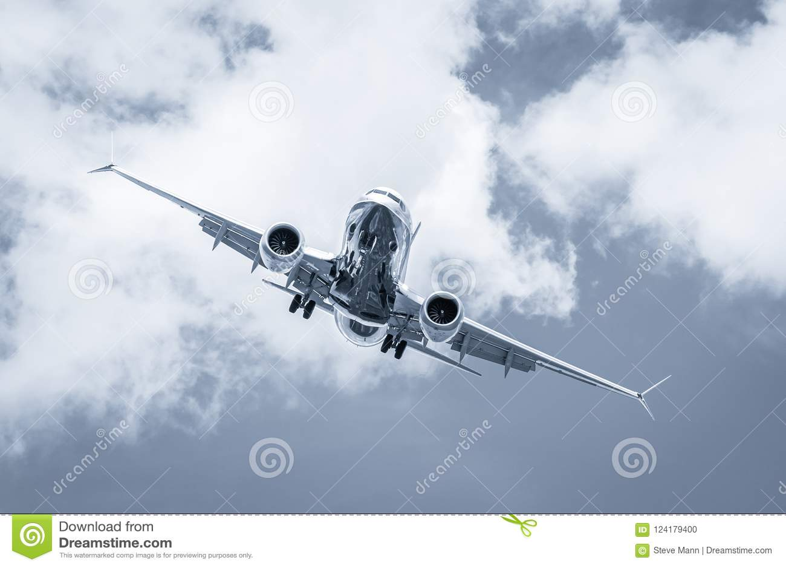 Cross-wind landing