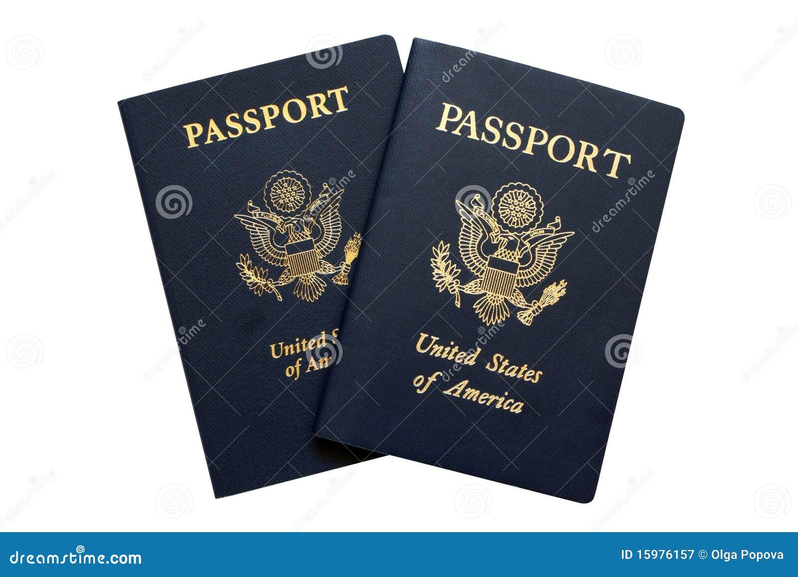 Passeports américains