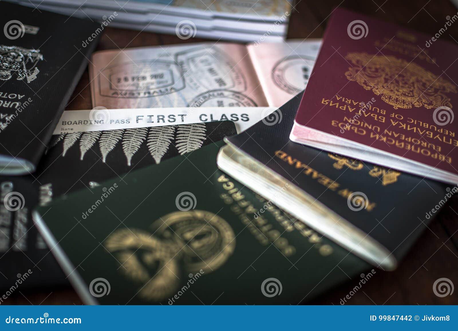Passeports et visa