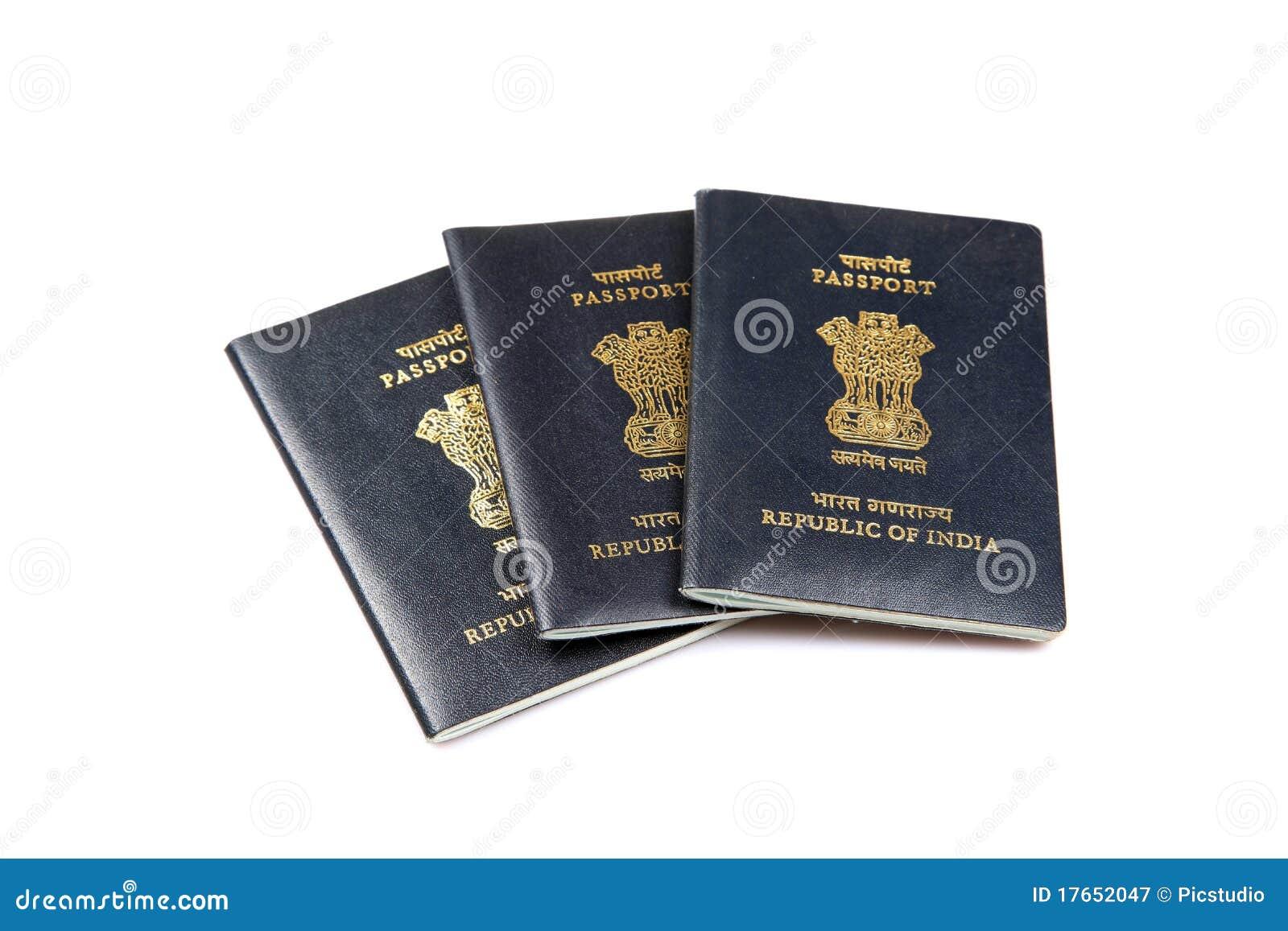 Passeports indiens