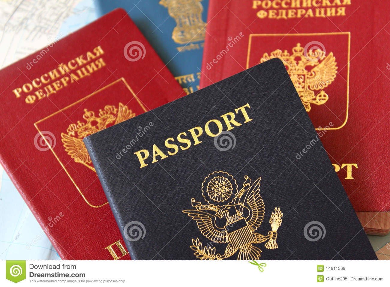 Passeports multiples